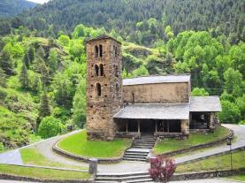 Sant Joan de Caselles Canillo Canillo Estación Grandvalira Andorra