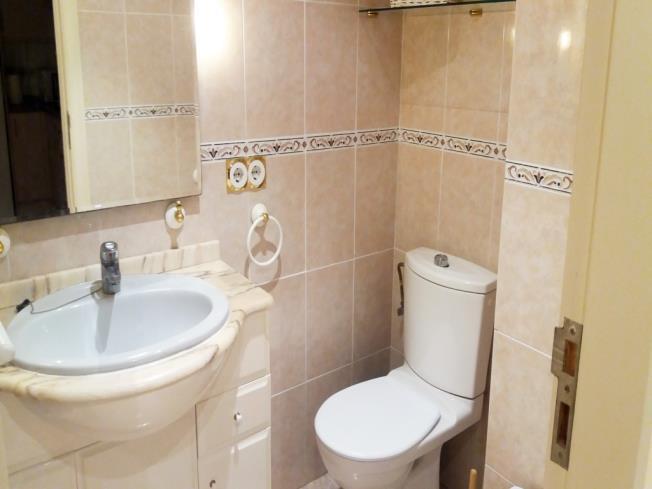 Baño Apartamentos Benicasim 3000 Benicasim