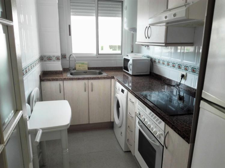 Cocina Apartamentos Benicasim 3000 Benicasim