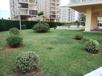 Jardín España Costa Azahar Benicasim Apartamentos Benicasim 3000