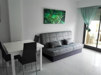 Salón comedor España Costa Azahar Benicasim Apartamentos Benicasim 3000