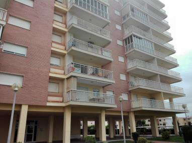 Fachada Invierno España Costa Azahar Benicasim Apartamentos Benicasim 3000
