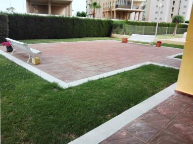 Jardín Apartamentos Benicasim 3000 Benicasim