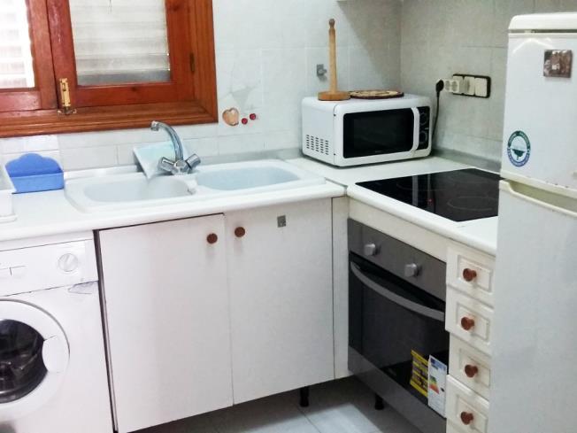 Cocina Apartamentos Palma Blanca 3000 Alcoceber