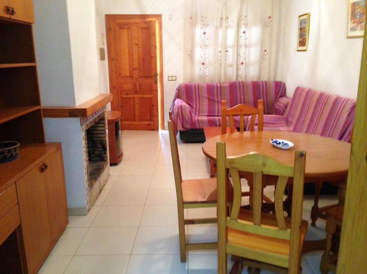Balcón Apartamentos Palma Blanca 3000 Alcoceber