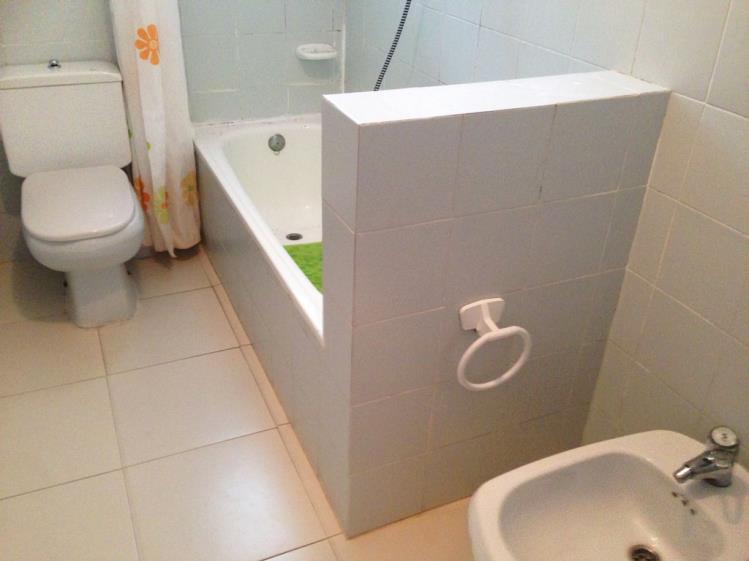 Baño Apartamentos Palma Blanca 3000 Alcoceber