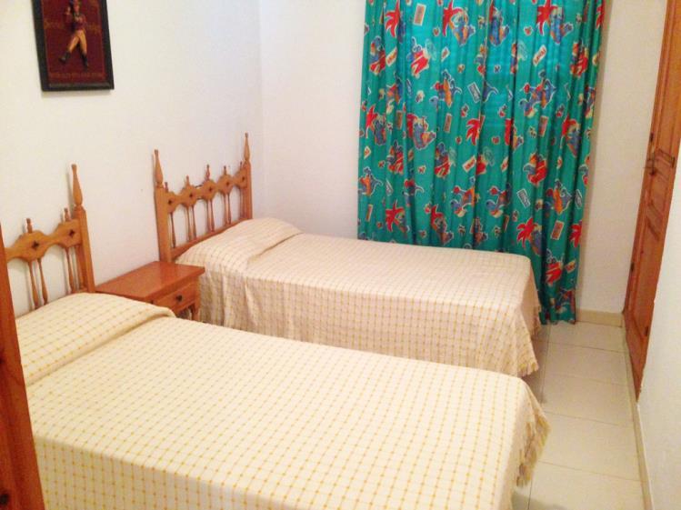 Dormitorio Apartamentos Palma Blanca 3000 Alcoceber