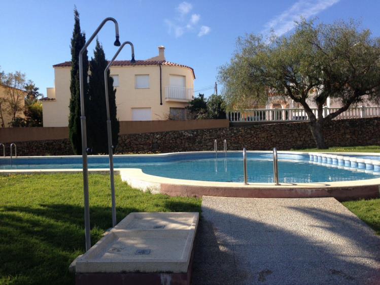 Piscina Apartamentos Palma Blanca 3000 Alcoceber