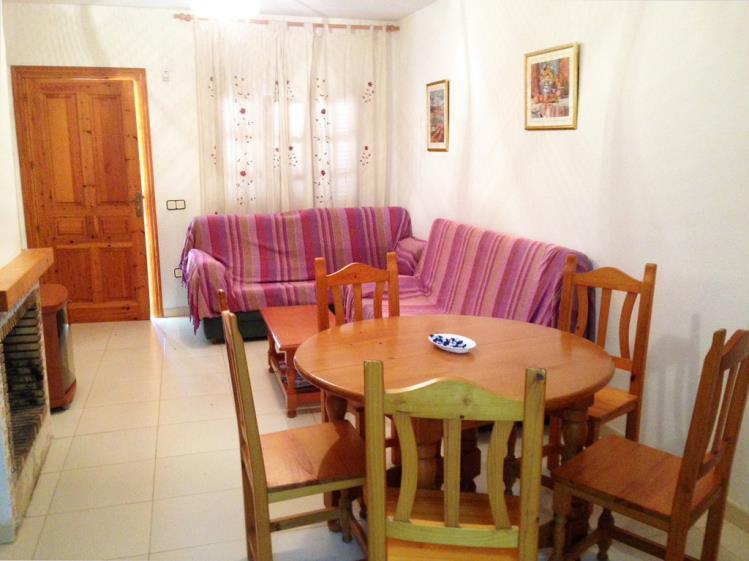 Salón comedor Apartamentos Palma Blanca 3000 Alcoceber