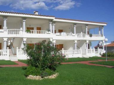 Fachada Invierno España Costa Azahar Alcoceber Apartamentos Palma Blanca 3000