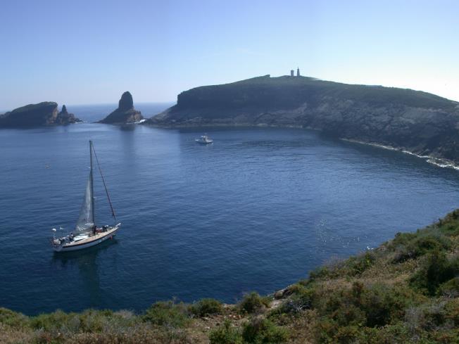 Islas Columbretes Espagne Costa del Azahar