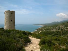 Sierra de Irta  Costa Azahar España