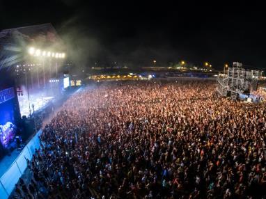 Arenal Sound Festival  Espagne Costa del Azahar