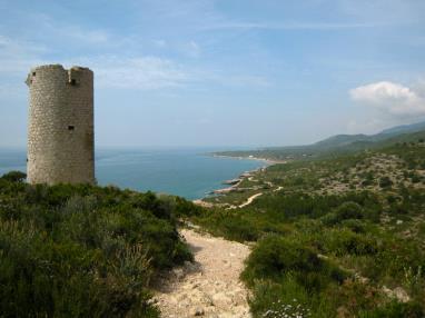 Sierra de Irta Espagne Costa del Azahar
