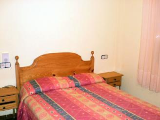 Dormitorio España Costa Azahar Alcoceber Apartamentos Hibiscus 3000