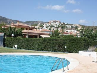 Espagne Costa del Azahar ALCOSSEBRE Appartements Hibiscus 3000
