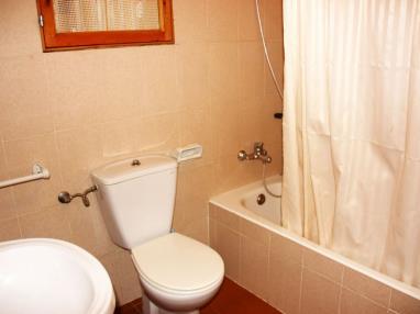 Baño España Costa Azahar Alcoceber Apartamentos Hibiscus 3000