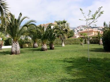 Jardín España Costa Azahar Alcoceber Apartamentos Hibiscus 3000