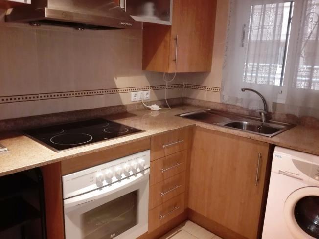 Cocina Apartamentos Costa Azahar Marina Dor 3000 Oropesa del mar