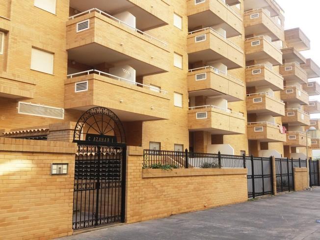 Fachada Invierno Apartamentos Costa Azahar Marina Dor 3000 Oropesa del mar
