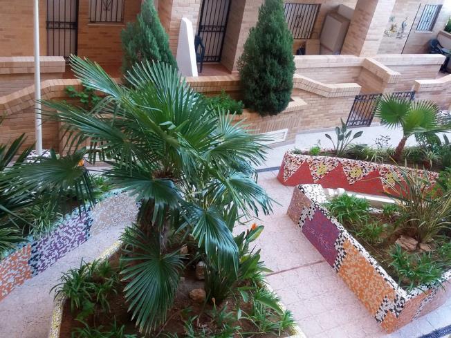 Jardín Apartamentos Costa Azahar Marina Dor 3000 Oropesa del mar