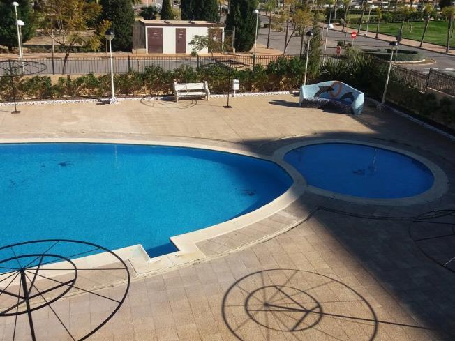 Piscina Apartamentos Costa Azahar Marina Dor 3000 Oropesa del mar