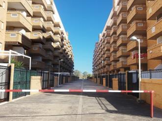 Fachada Invierno España Costa Azahar Oropesa del mar Apartamentos Costa Azahar Marina Dor 3000