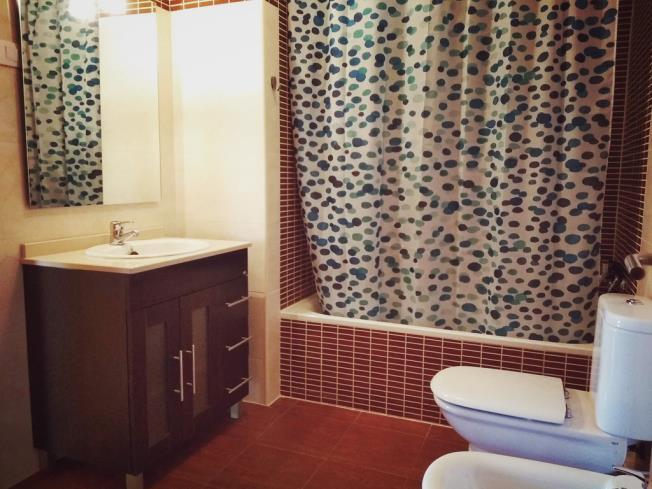 Baño Apartamentos Foz 3000 Foz
