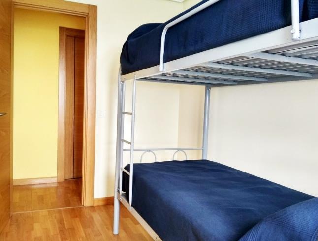 Dormitorio Apartamentos Foz 3000 Foz