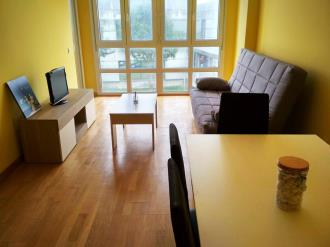 Salón comedor España Galicia - Rias Altas Foz Apartamentos Foz 3000