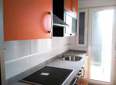 Cocina Apartamentos Foz 3000 Foz