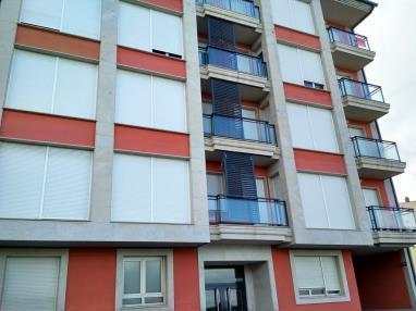 Fachada Invierno Apartamentos Foz 3000 Foz