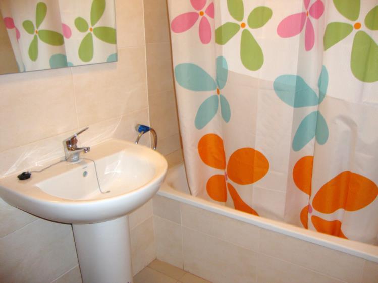 Baño Apartamentos Benicarlo 3000 Benicarlo