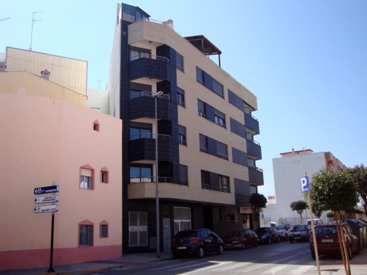 Fachada Verano Apartamentos Benicarlo 3000 Benicarlo