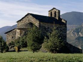 Iglesia de Sant Juliá Sant julia de loria Andorra Zona Centro Andorra