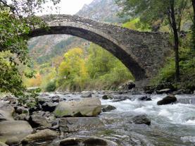 Puente de la Margineda Sant julia de loria Andorra Zona Centro Andorra