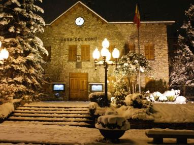Ayuntamiento Andorra Andorra Zona Centro Sant Julia de Loria