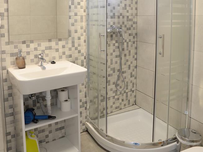Baño Apartamentos Mesones 18 3000 Granada