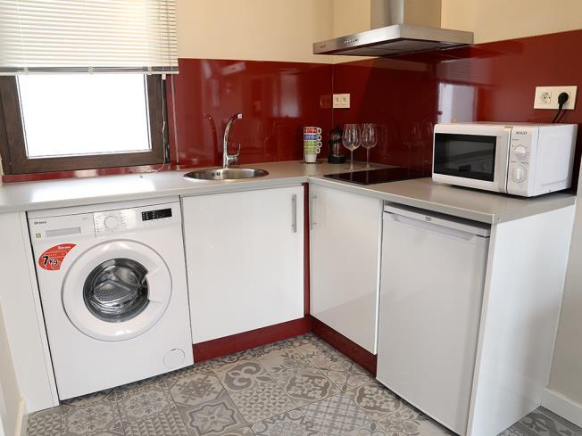 Cocina Apartamentos Mesones 18 3000 Granada
