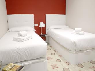 Dormitorio España Andalucía Granada Apartamentos Mesones 18 3000