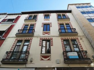Fachada Verano España Andalucía Granada Apartamentos Mesones 18 3000
