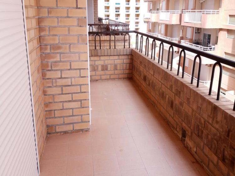 Terraza Apartamentos Oropesa Varios 3000 Oropesa del mar