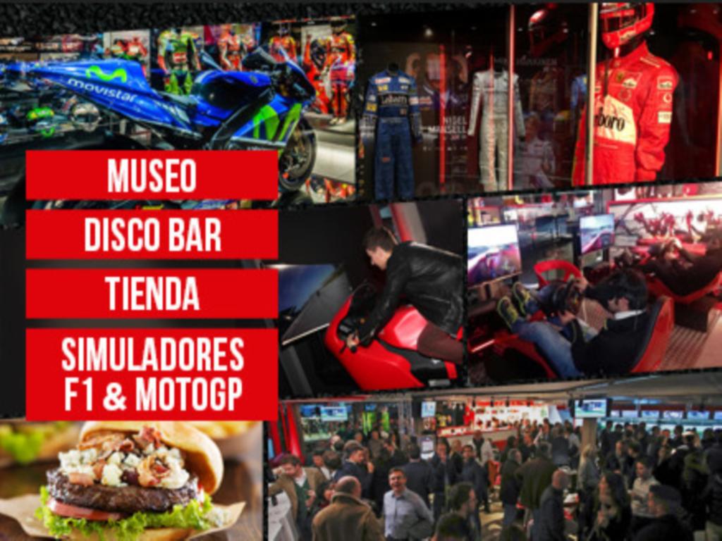 Museo de la Moto de Jorge Lorenzo