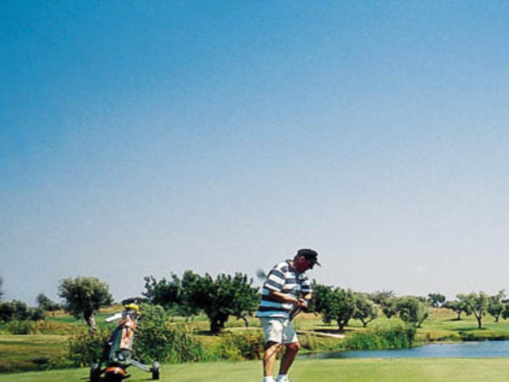 Panorámica Golf