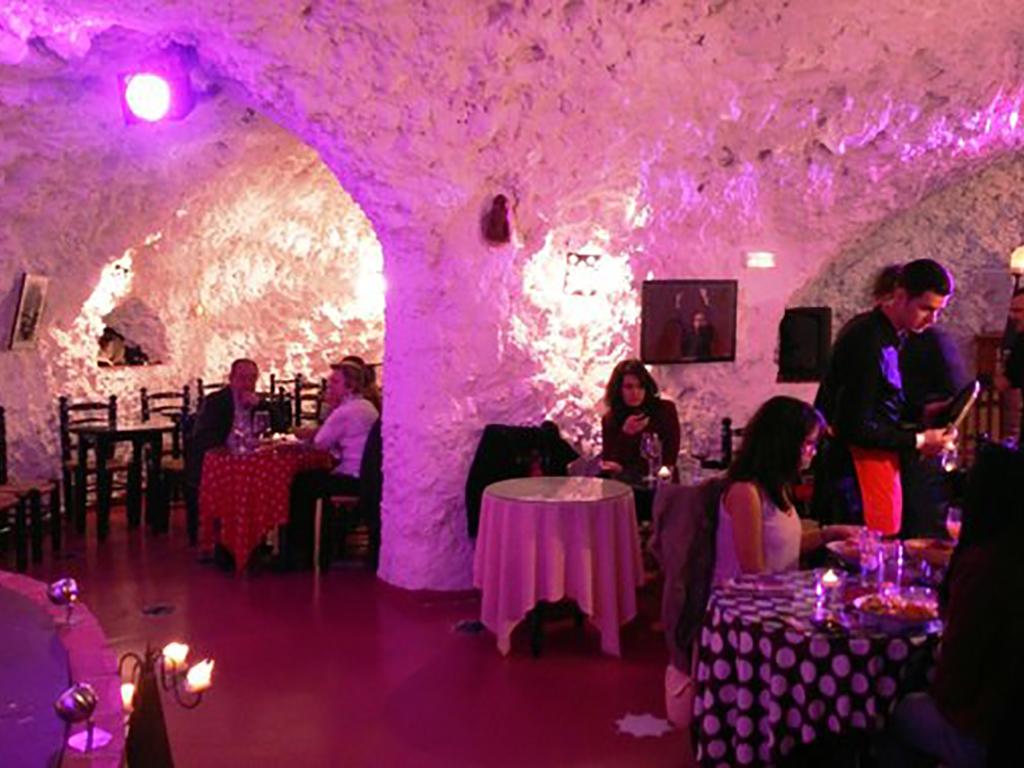 Cena con espectáculo (Templo del Flamenco)