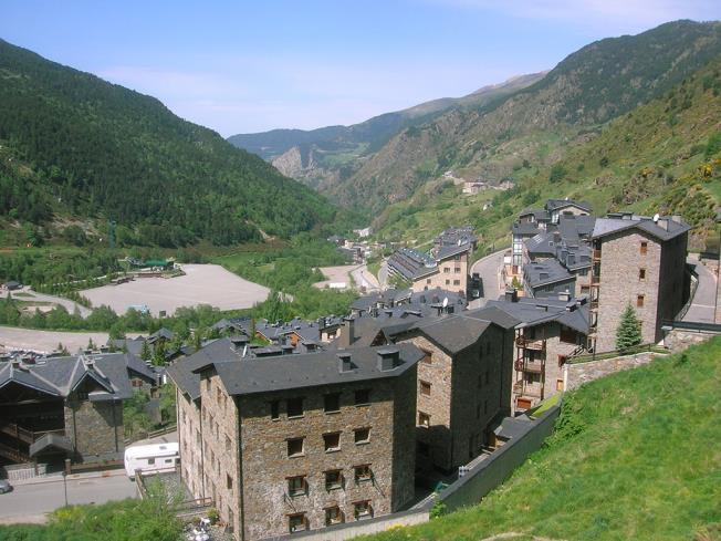 Vistas Soldeu Andorra Estación Grandvalira Soldeu