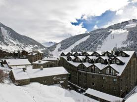 Soldeu invierno Soldeu Estación Grandvalira Andorra