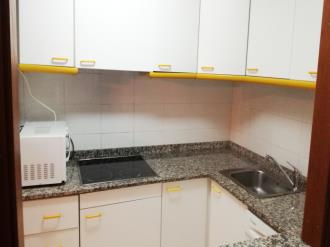 Kitchen Espagne Costa del Azahar BENICASIM Appartements Riviera 3000