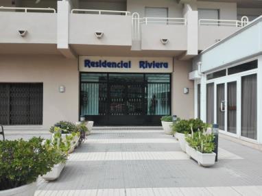 Fachada Verano España Costa Azahar Benicasim Apartamentos Riviera 3000