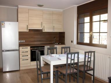 Cocina Andorra Estación Grandvalira Soldeu Apartamentos La Pleta 3000
